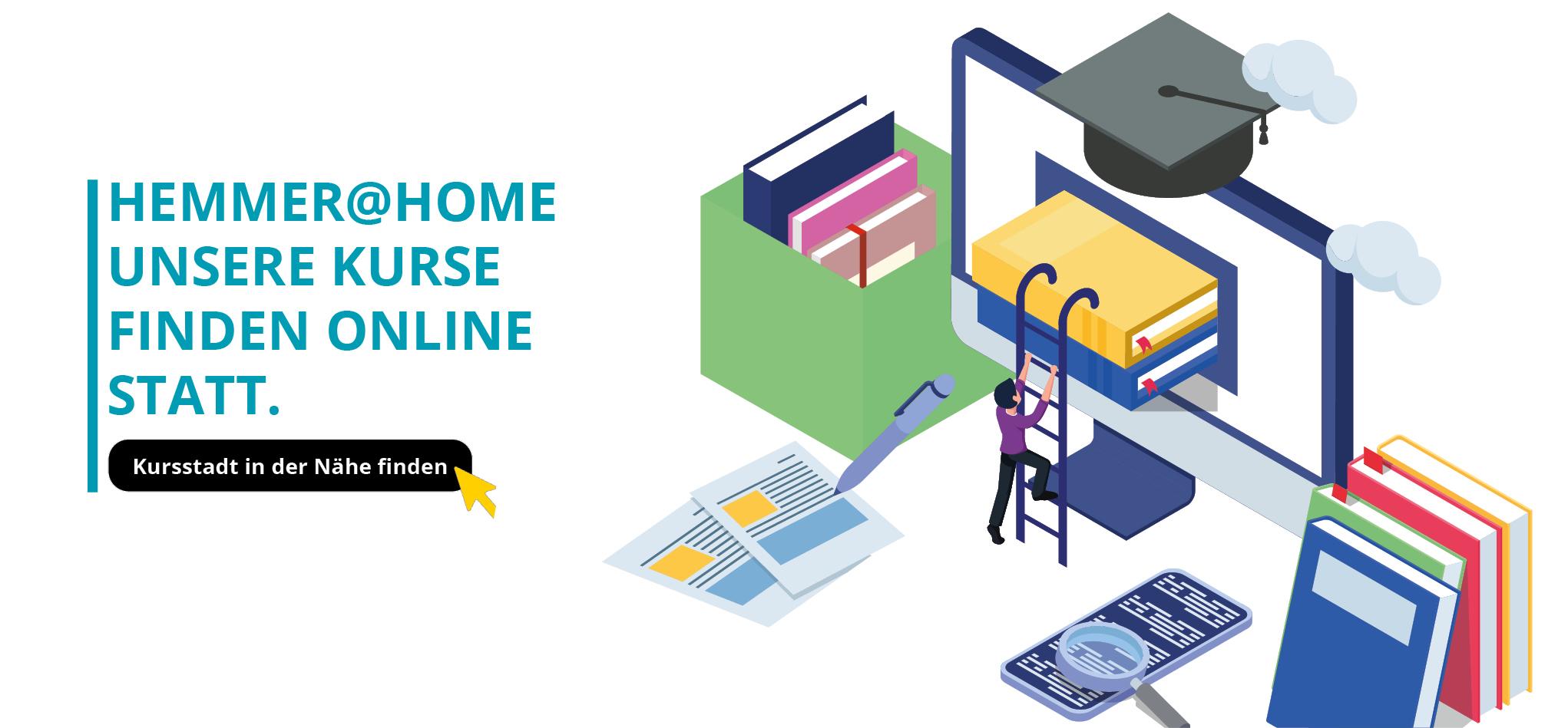 hemmer at home Jura Online Corona
