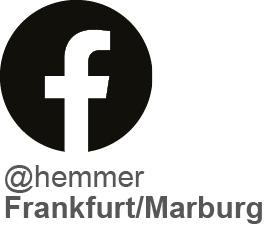hemmer Frankfurt/Marburg auf facebook
