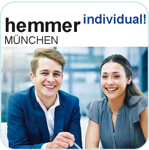 hemmer.individual! 2020 II - Kleingruppenkurs