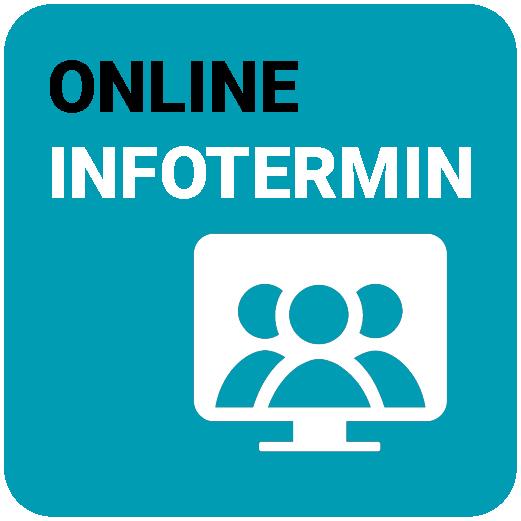 Online-Infoveranstaltung für den HK 2021 I