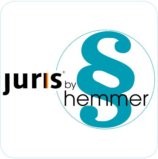 """6 Monate kostenfreie Nutzung """"juris by hemmer"""""""