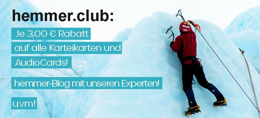 hemmer.club - Jetzt kostenlos Mitglied im hemmer.club werden!